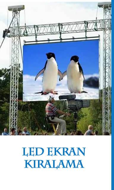 Led Ekran - Orjitek Led Ekran Sistemleri