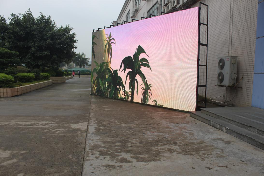 P12 RGB Dış Mekan Led Ekran