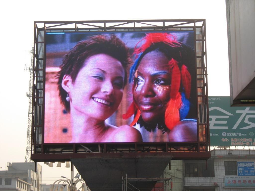 P20 RGB Dış Mekan Led Ekran