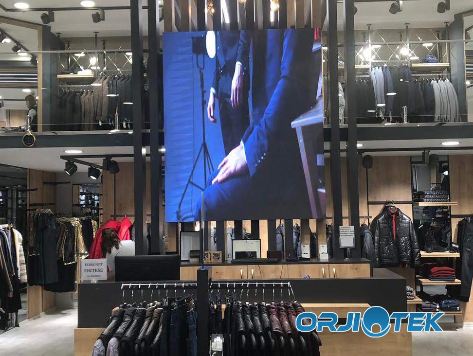 Mağaza Led Ekran